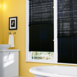 Pleated-Shades-bathroom